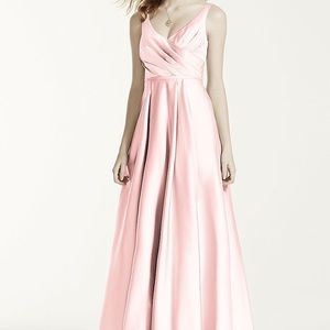 Davids Bridal Bridesmaid Dress Petal Pink